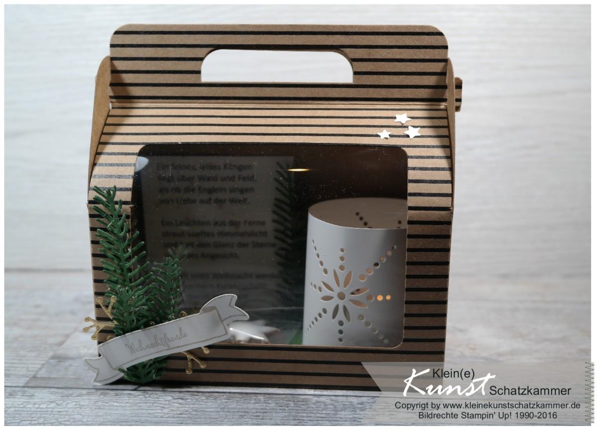 Stempelstammtisch – Weihnachten to go