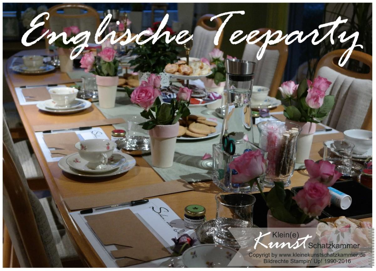 """Entdeckungsreise """"Britische Teeparty"""" – Reisebericht"""
