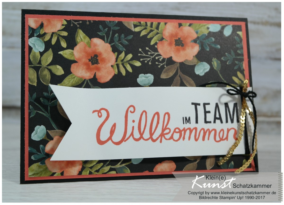 Allerliebste neue Teammitglieder – Whole lot of lovely