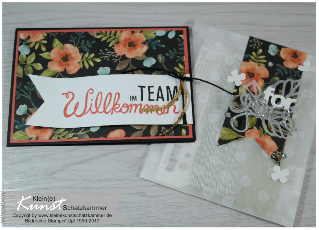 StampinUp Allerliebst whole lot of lovely willkommen im Team 03