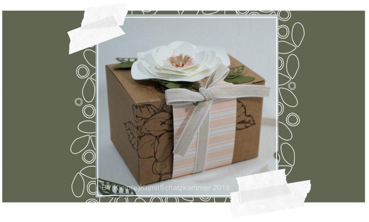 Magnoliengruß – Geschenkverpackung