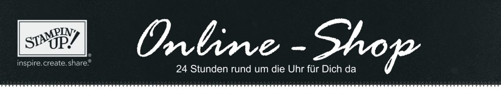 Link zum Stampin' Up! Online Shop